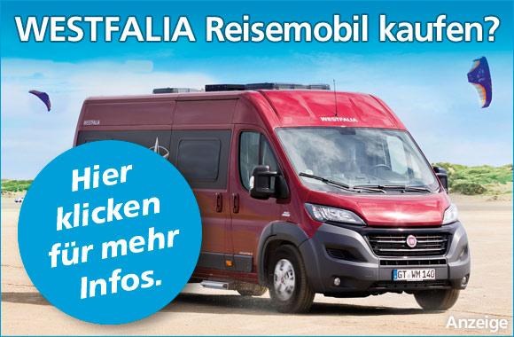 WESTFALIA Reisemobil kaufen